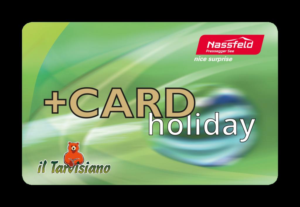 +CARD Holiday Nassfeld PresseggerSee Toms Hutte
