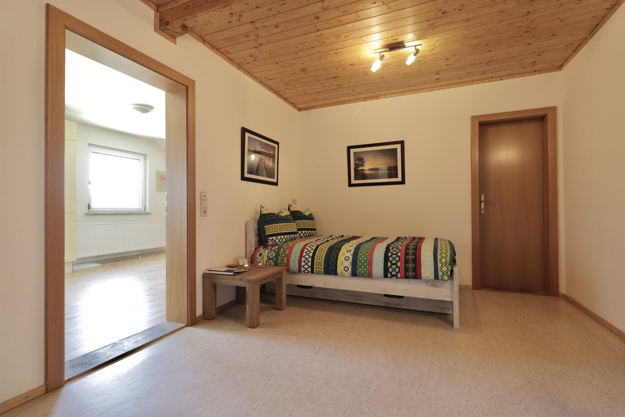 Lounge hal Topappartement Tom's Hütte